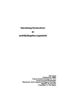 Rsm erasmus university master thesis template