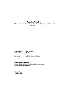 The thesis: EUR nl - Erasmus Universiteit Rotterdam