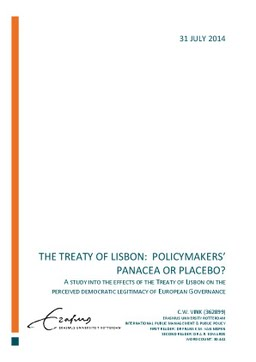lisbon treaty essay The lisbon treaty became law on 1 december 2009, eight years after european leaders launched a process to make the eu more democratic, more transparent and more.
