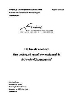thesis repository eur Extra work for encouraging me and correcting my thesis secondly, i owe my   of which financial statements are reported in currency units different from euro.