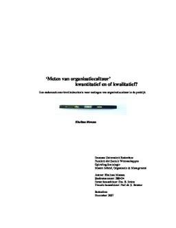 kwalitatieve inhoudsanalyse thesis