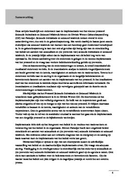 thesis kwantitatief onderzoek