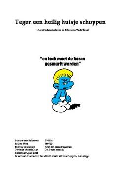thesis eur